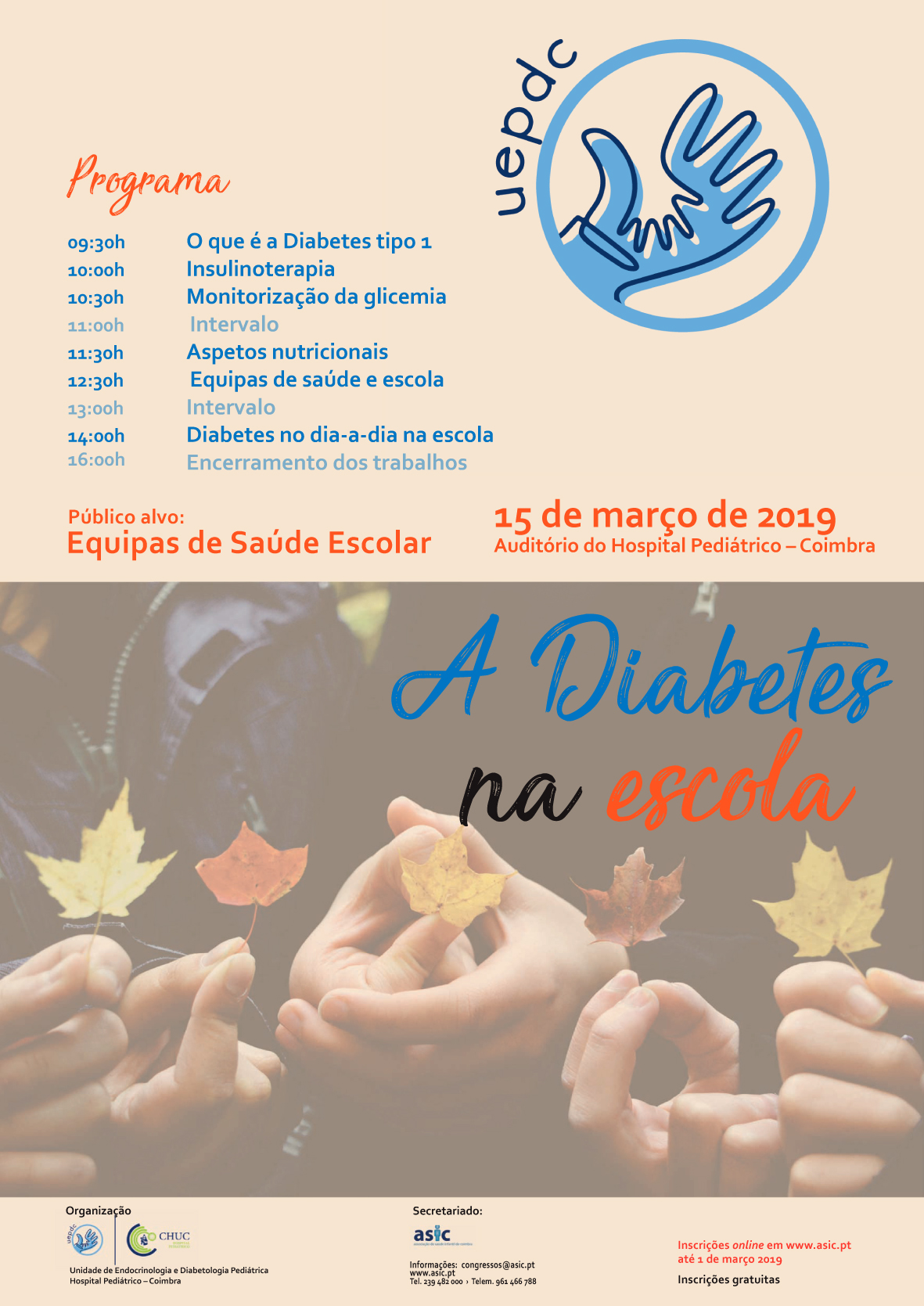 A Diabetes na Escola
